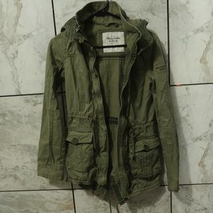 Abercrombie and Fitch army jacket